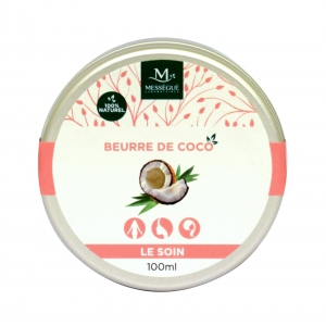 Beurre de Cacao 100ml - Mességué