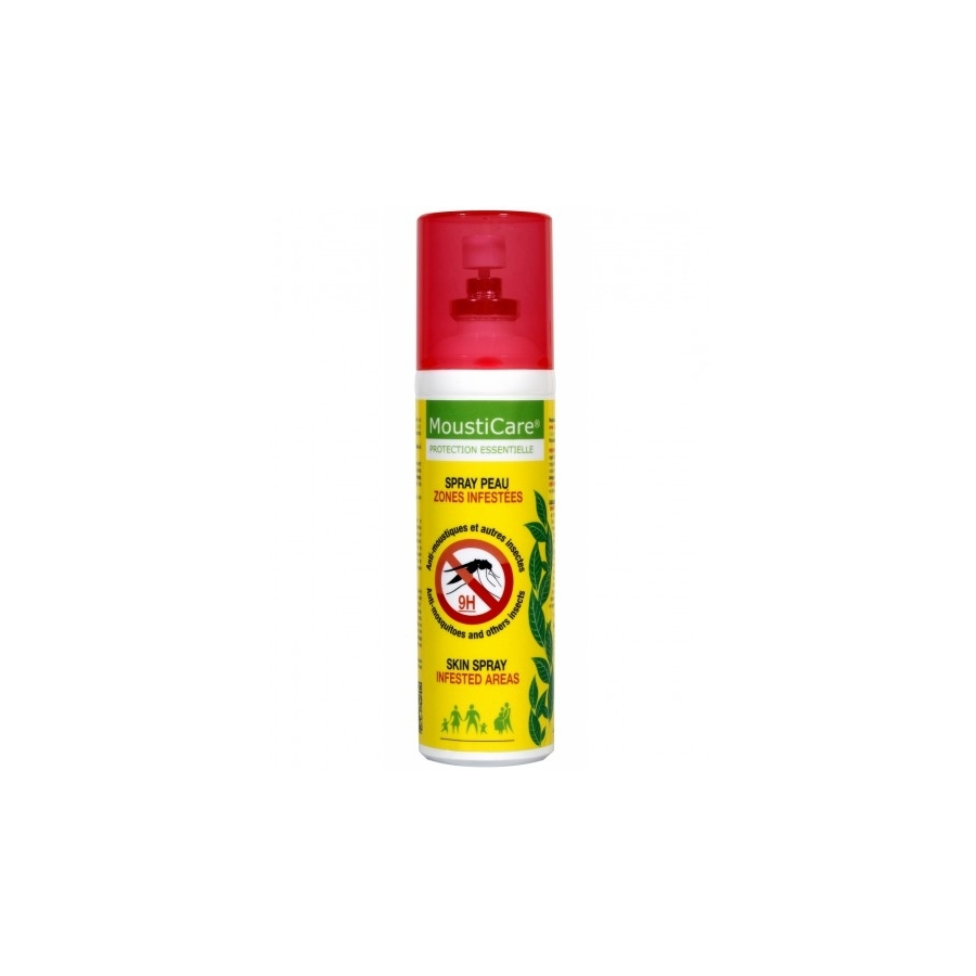 Mousticare Spray peau 75ml