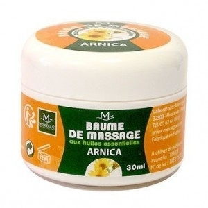Baume de massage Arnica - Mességué