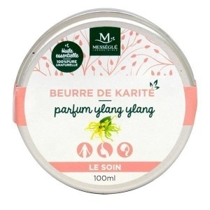 Beurre de karité Ylang-ylang - Mességué