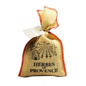 Herbes de Provence 150gr - Sac de jute
