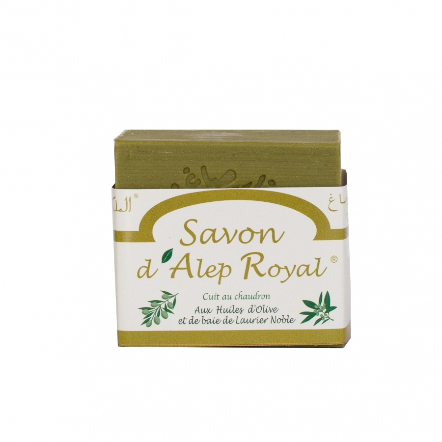 Savon d'Alep Royal 200g