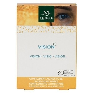 Vision - 30 comprimés - Mességué