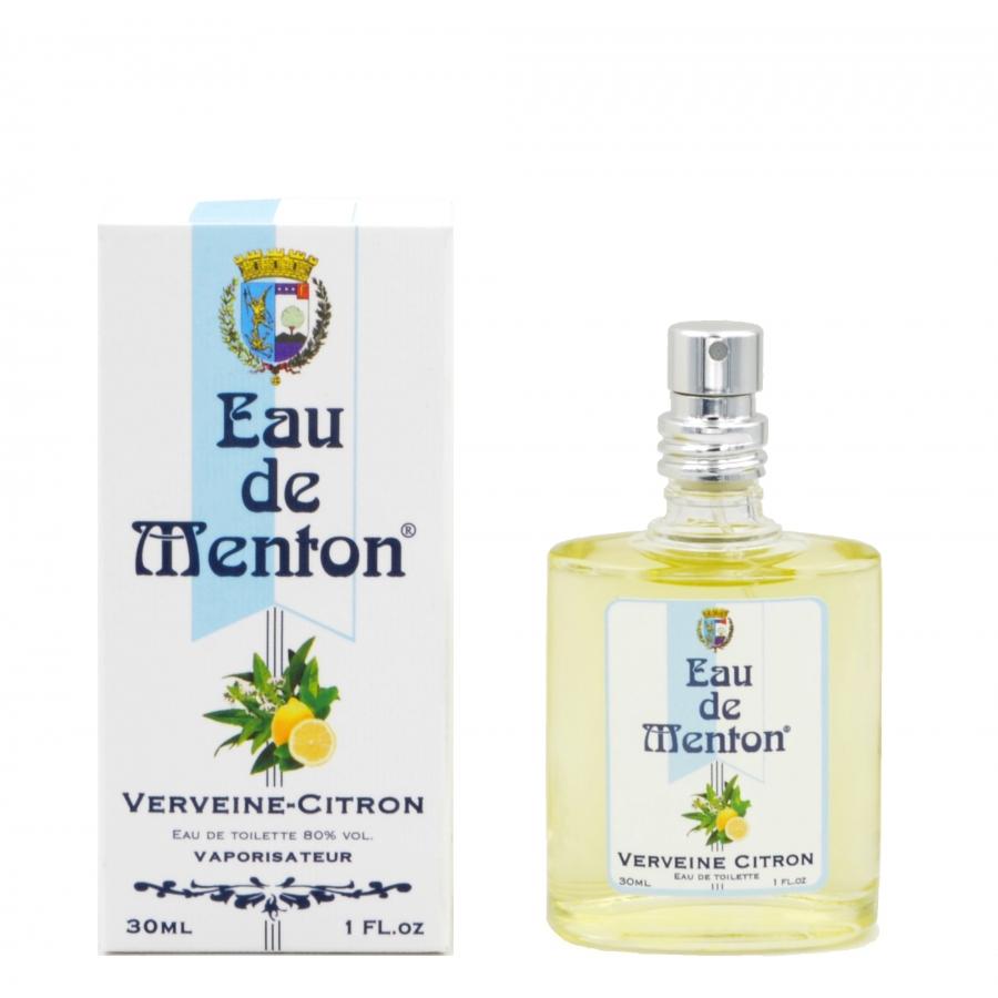Eau de Menton Verveine Citron 30 ml