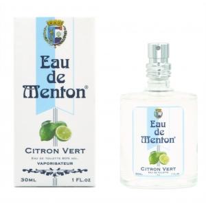 Eau de Menton Citron Vert 30ml