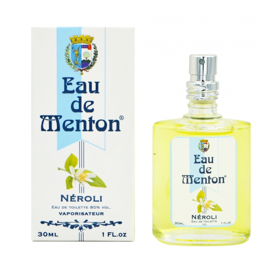 Eau de Menton Néroli 30 ml