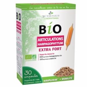 Articulation Bio Ampoules - 3 Chênes