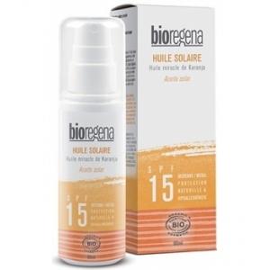Huile Soleil Bioregena SPF15