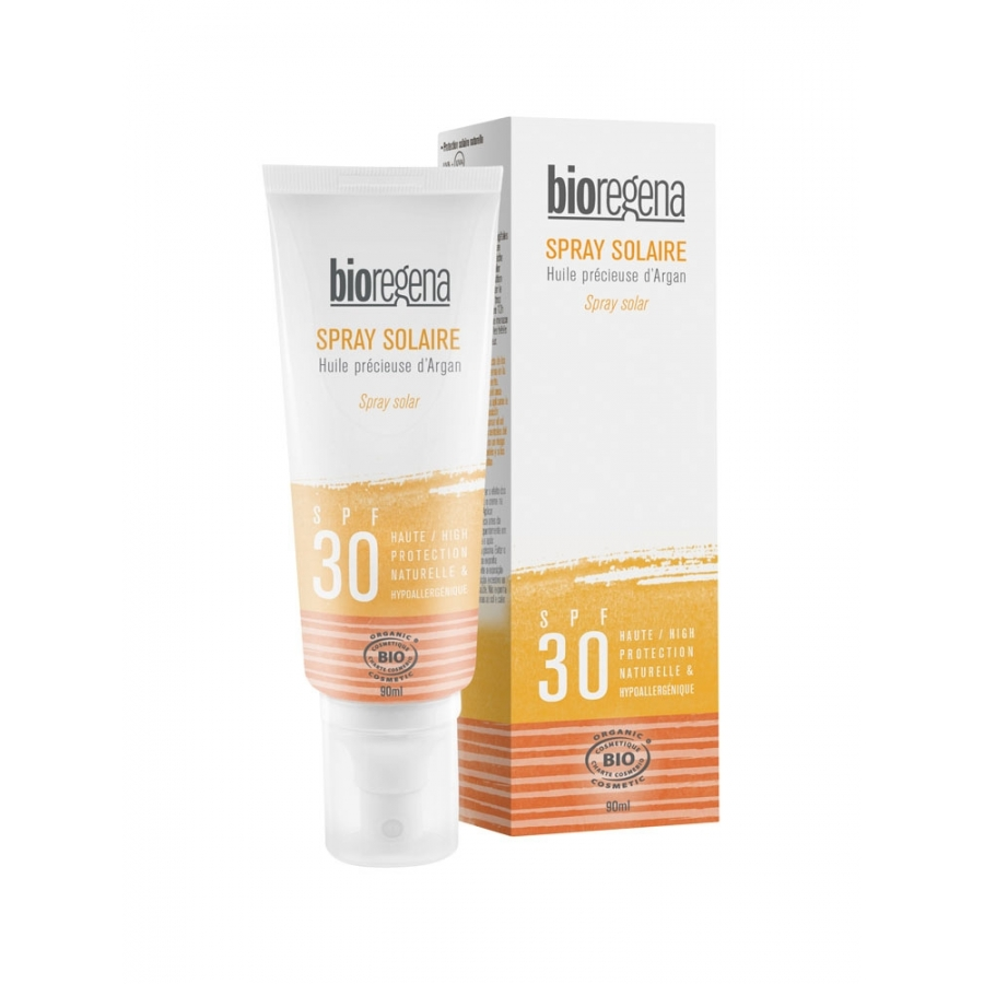 Spray Solaire Bioregena SPF30