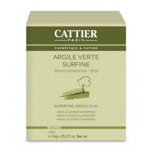 Argile verte - 1KG - Cattier
