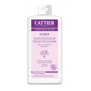 Gynea soin intime Bio - 500ml - Cattier