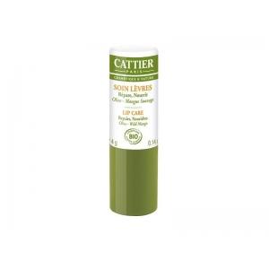 Baume lèvres Bio - 4g - Cattier