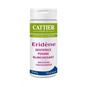 Eridène Poudre blanchissant -40gr - Cattier