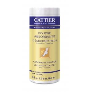 Poudre absorbante - Cattier