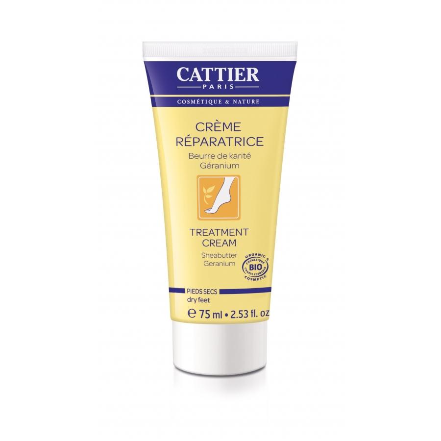 Crème Réparatrice Pieds 75ml - Cattier