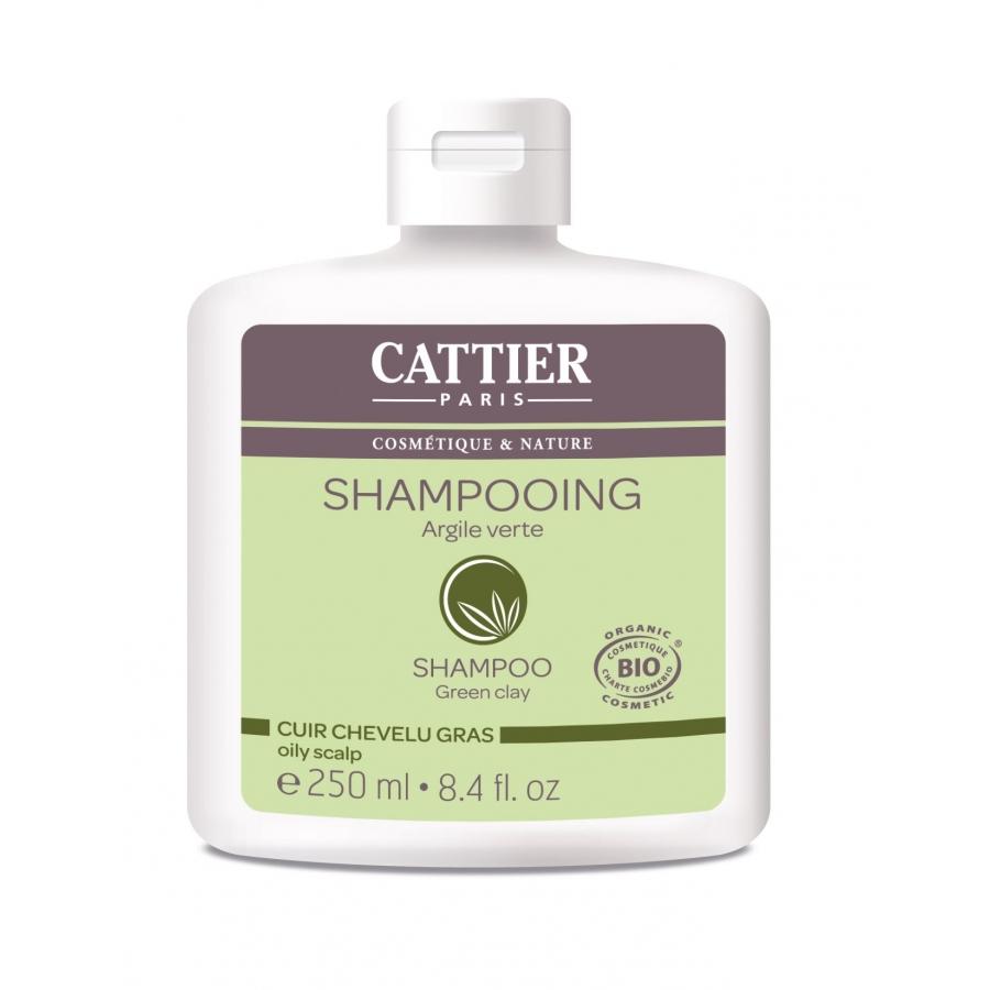 Shampooing Argile verte - Cattier