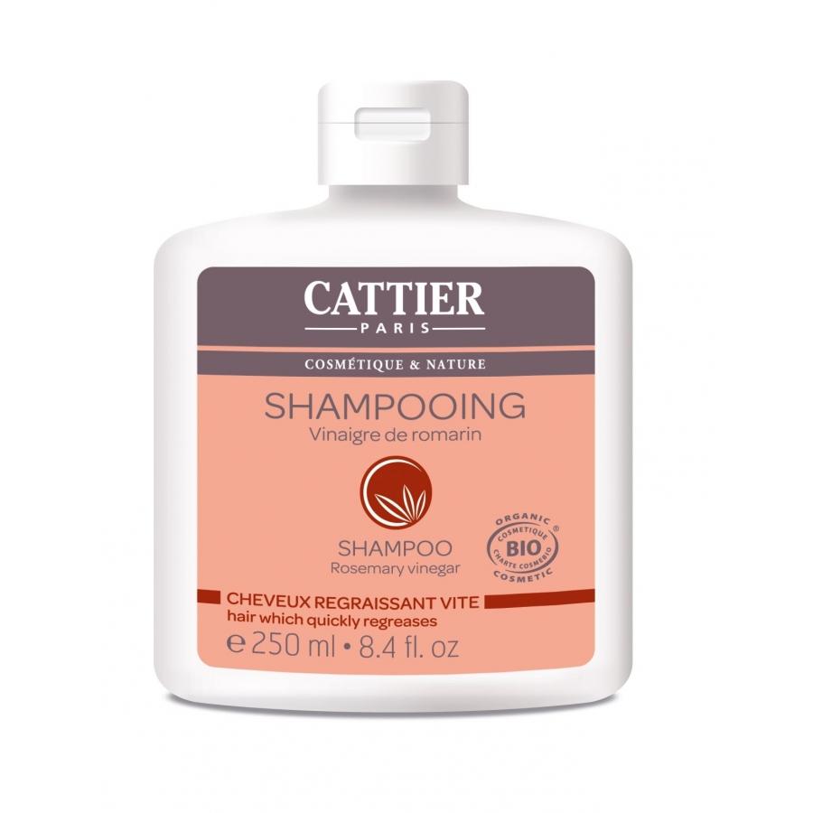 Shampooing Vinaigre de Romarin - Cattier